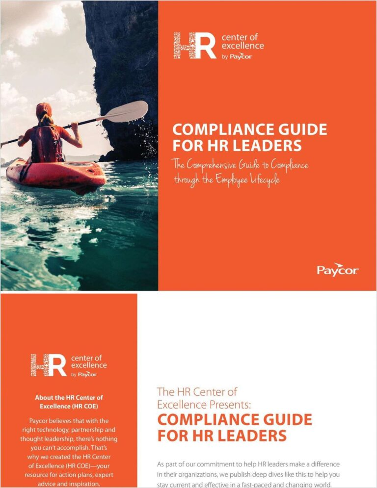 2020 HR Guide to Compliance